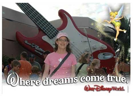 Disney MGM Studios Rockn Rollercoster