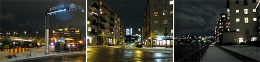 Nattfotograferingstest